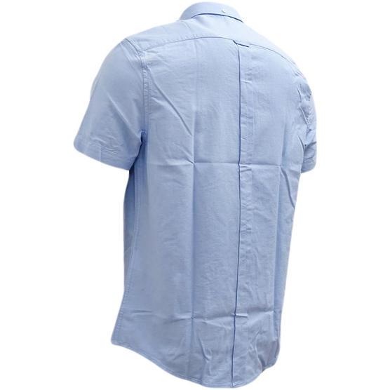 Ben Sherman Plain Button Down Oxford Shirt - Ma13606 Thumbnail 5