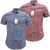 Ben Sherman Retro Floral Shirt - Ma13378