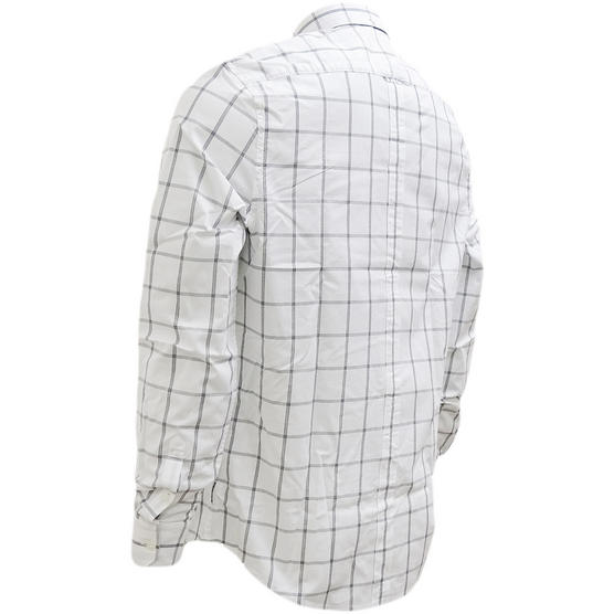 Ben Sherman Large Check (Concealed Button Down) Shirt - Ma13363 Thumbnail 5