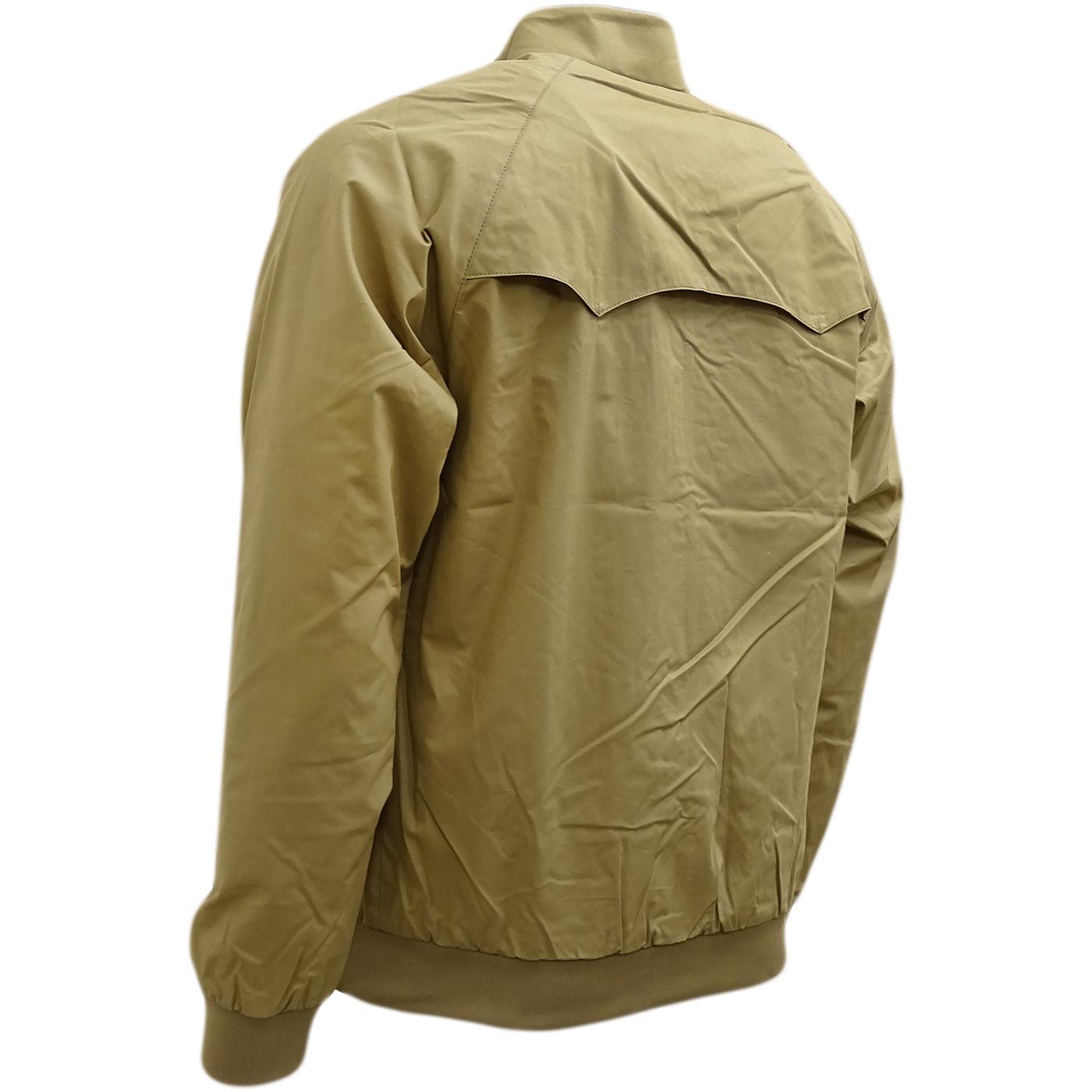 8b25c176 Sentinel Ben Sherman Original Gingham Lining Harrington Jacket / Outerwear  Coat - Mf13639