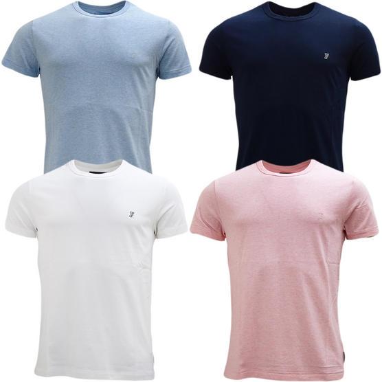 Fcuk Plain T-Shirt - 56Heh Thumbnail 1