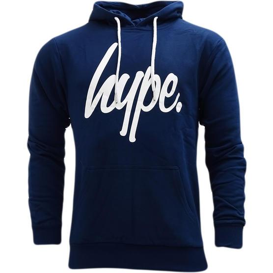 Hype Overhead Sweatshirt Hoodie Jumper - Pullover Hoodie (Wd17) Thumbnail 6