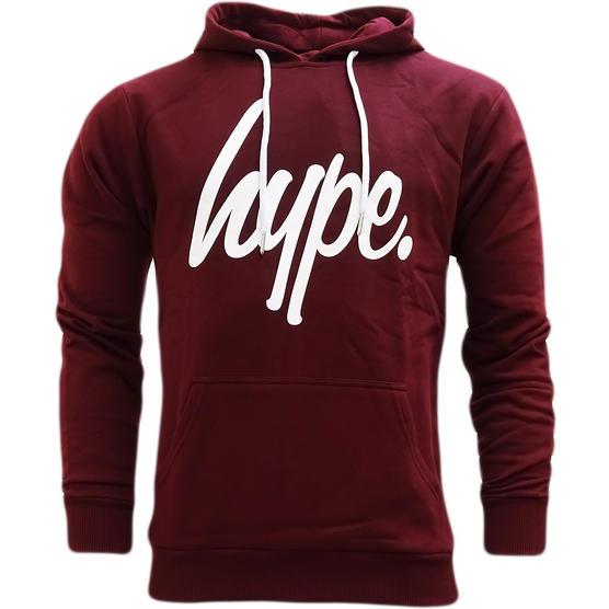Hype Overhead Sweatshirt Hoodie Jumper - Pullover Hoodie (Wd17) Thumbnail 8