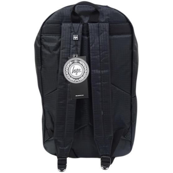 Hype Black 4 Pocket Backpack Bag Thumbnail 2