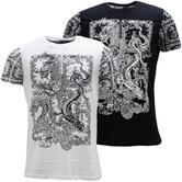 Brave Soul Dragon T-Shirt - Dragons