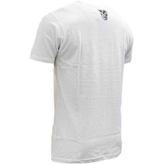 Brave Soul Skull & Lion Lightweight T-Shirt - Inachis Thumbnail 3