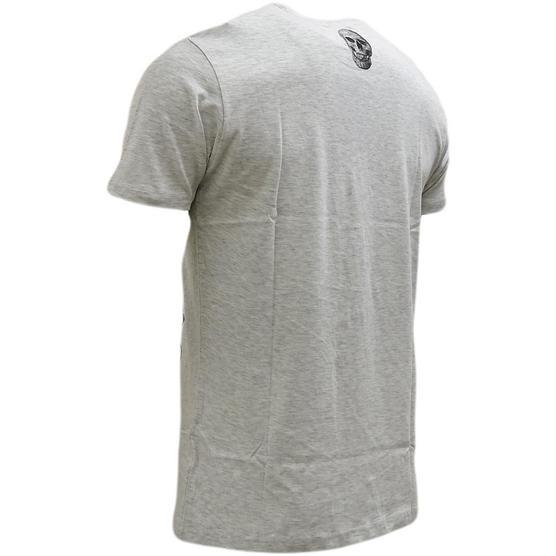 Brave Soul Skull & Lion Lightweight T-Shirt - Inachis Thumbnail 5