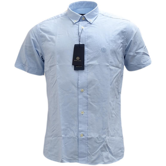 Henri Lloyd Plain Button Down Oxford Shirt - Club Thumbnail 2