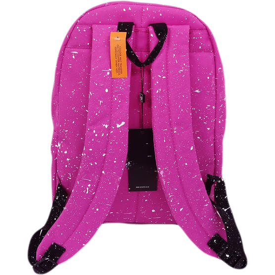 Hype Pink All Over Speckled Rucksack Bag Thumbnail 2