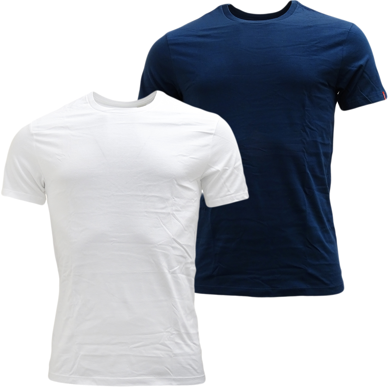 Levi Strauss T Shirt - Slim Fit -Pack of 2 | T-Shirts | Mr ...