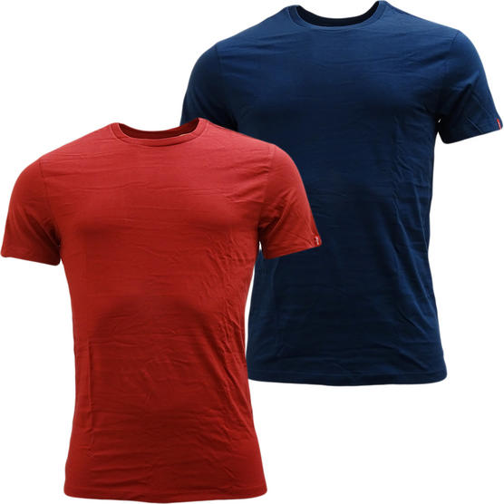 Levi Strauss T Shirt - Slim Fit -Pack of 2 Thumbnail 7