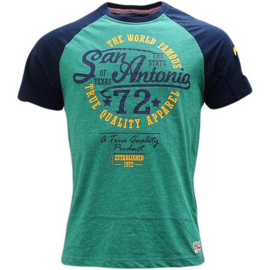 Brave Soul San Antonio Logo T-Shirt - Antonio Thumbnail 2