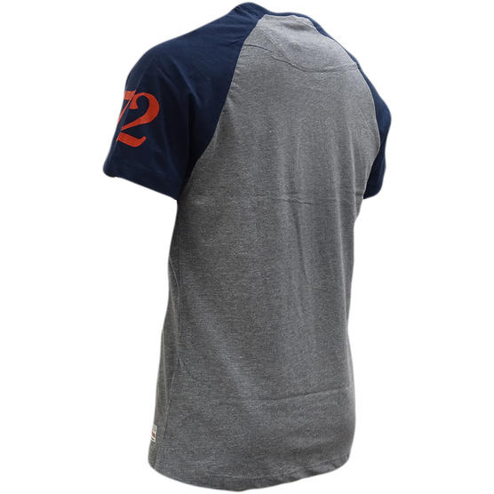 Brave Soul San Antonio Logo T-Shirt - Antonio Thumbnail 5