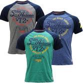 Brave Soul San Antonio Logo T-Shirt - Antonio