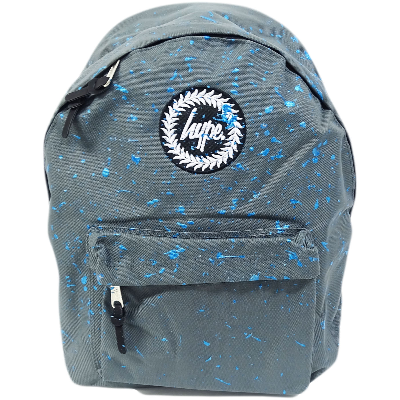Hype Speckle Bag Grey / Blue Rucksack / Backpack Bag