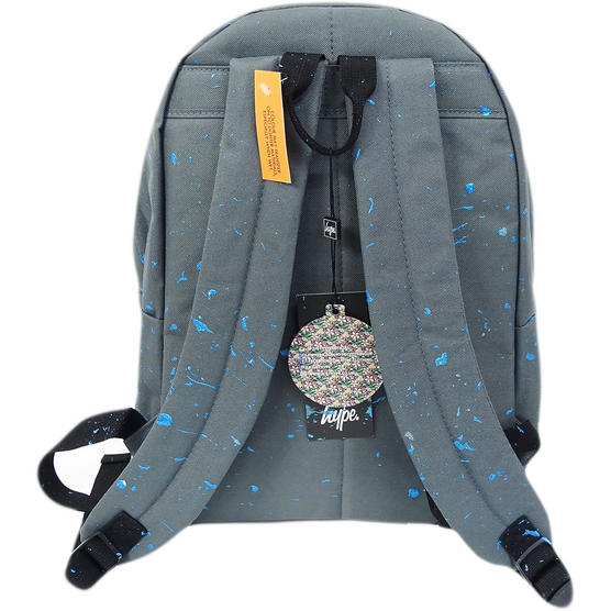 Hype Speckle Bag Grey / Blue Rucksack / Backpack Bag Thumbnail 2