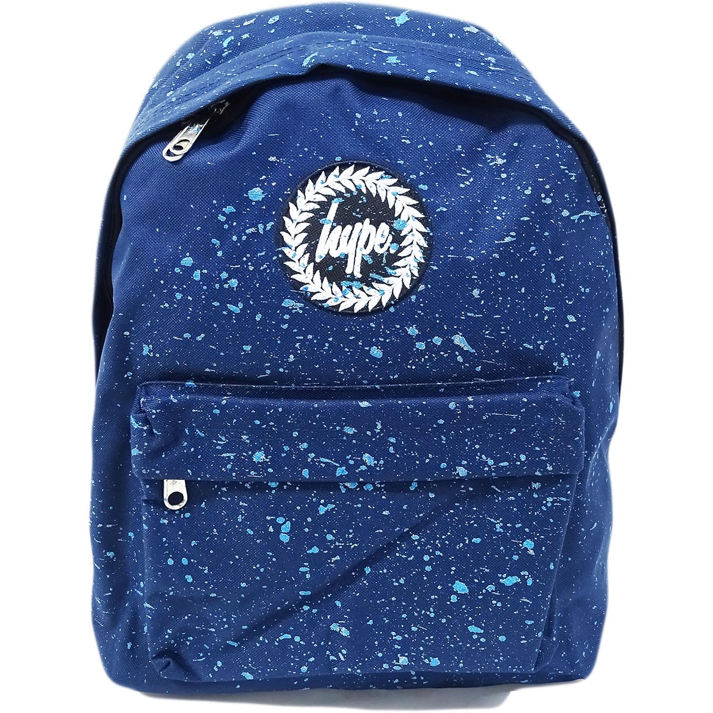 Hype Speckle Bag Navy / Blue Rucksack / Backpack Bag