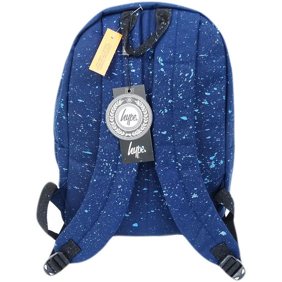Hype Speckle Bag Navy / Blue Rucksack / Backpack Bag Thumbnail 2