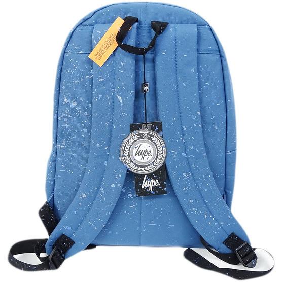 Hype Speckle Bag Blue / Navy Rucksack / Backpack Bag Thumbnail 2