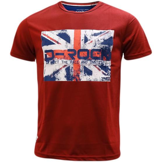 D Rock Union Jack T-Shirt - 1991 Thumbnail 3