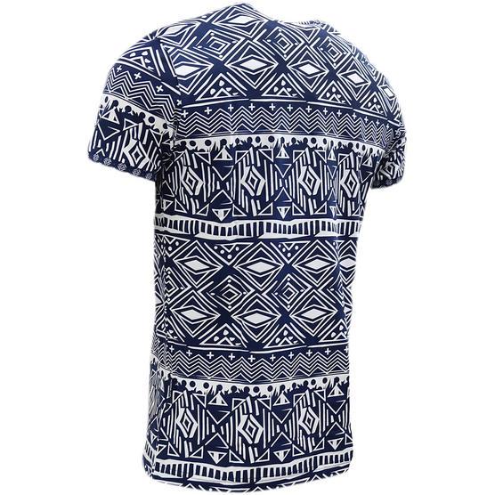 D Rock Aztec / Mod Retro Design T-Shirt - Dr-16-62 Thumbnail 7
