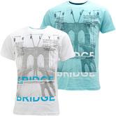 Cargo Brooklyn Bridge T-Shirt - Brooklyn