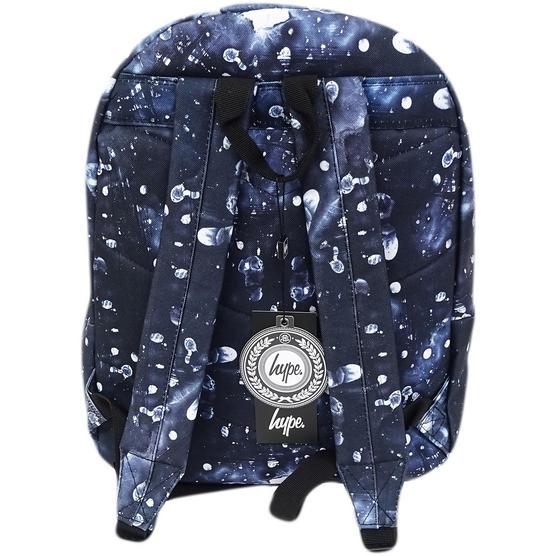 Hype Dark Backpack / All Over Logo Bag - Fingerprint Thumbnail 2