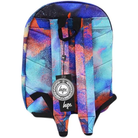 Hype Multi Coloured Backpack Bag  - Paints Thumbnail 2