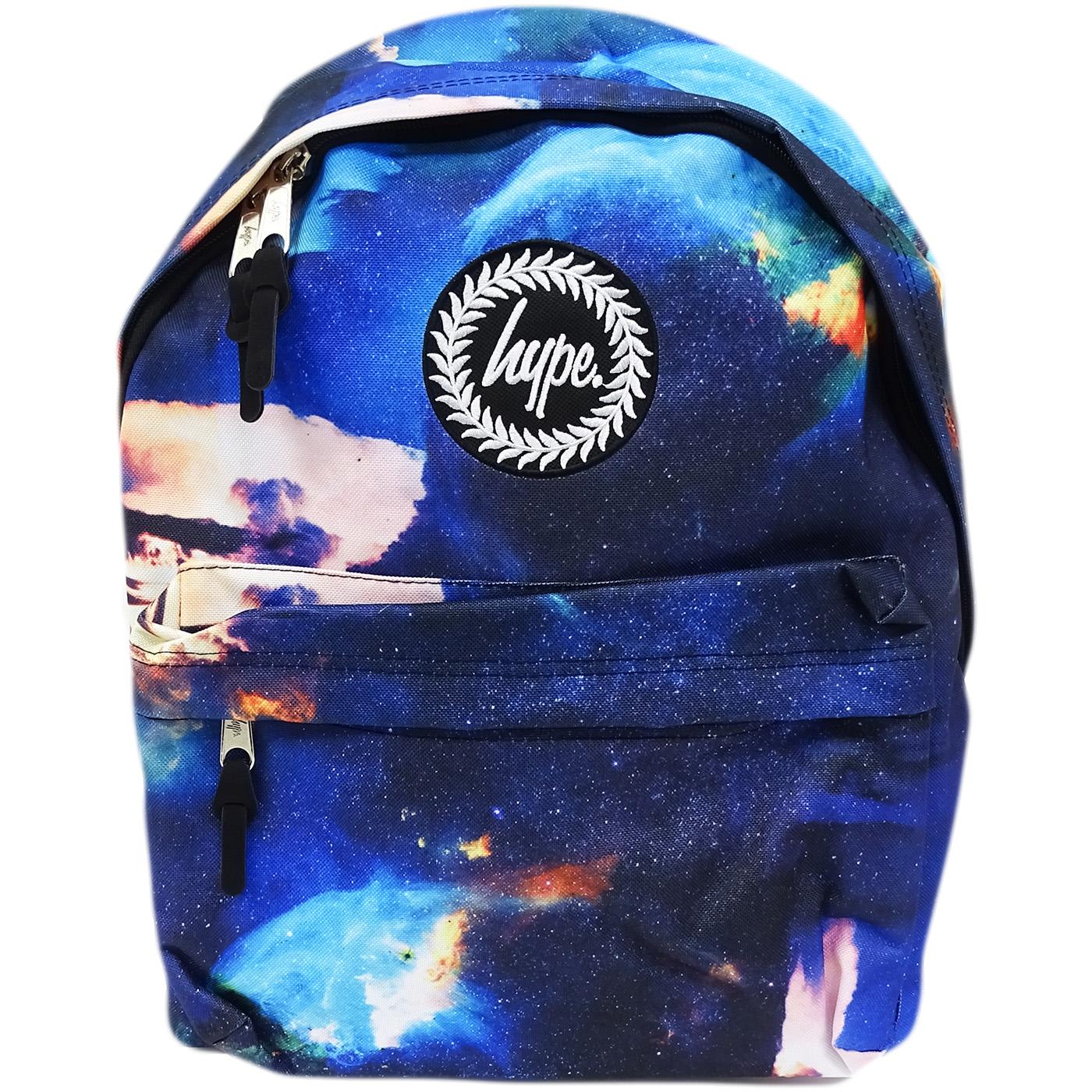 Hype Space Backpack Bag  - Jupiter Space