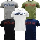 Replay Plain Replay Logo T-Shirt - M3369