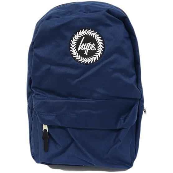 Hype Polka with Navy Bag - Boys / Girls Backpack, Rucksack - Reversible Thumbnail 2