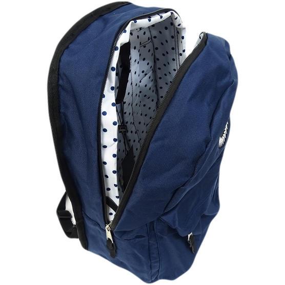 Hype Polka with Navy Bag - Boys / Girls Backpack, Rucksack - Reversible Thumbnail 4