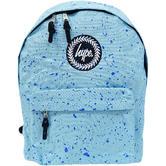 Hype Sky Blue with Navy Bag - Boys / Girls Backpack, Rucksack - Splatter