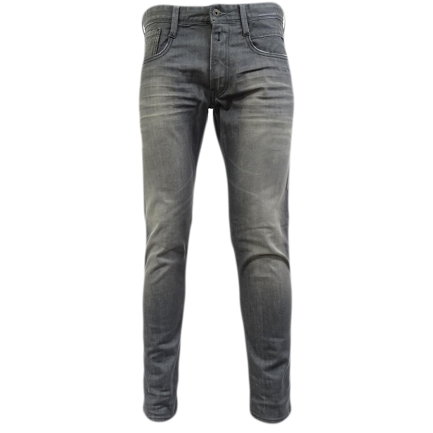 Replay Anbass grigio Slim Fit grigio - M914-21c-166-009  Anbass    eBay 19b2e68ff3