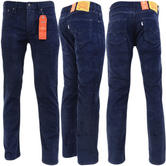Levi Strauss Navy Soft Cord Pant / Slim Fit Corduroy  20-36 -