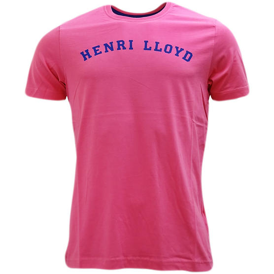 Henri Lloyd Plain Tee With Chest Logo T-Shirt Raglan Thumbnail 3