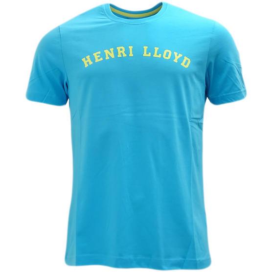 Henri Lloyd Plain Tee With Chest Logo T-Shirt Raglan Thumbnail 4