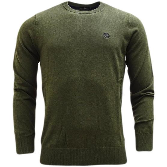 Henri Lloyd Lightweight Plain Knitted Jumper Miller Thumbnail 2