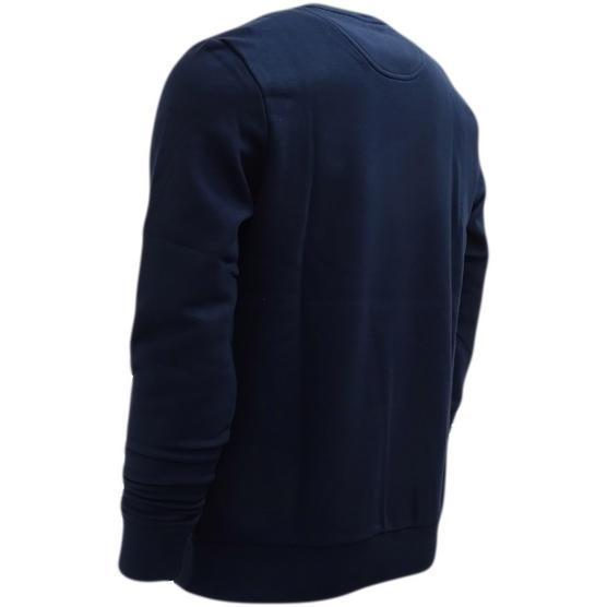 Henri Lloyd Plain Sweatshirt - Soft Cotton Jumper Bredgar Thumbnail 3