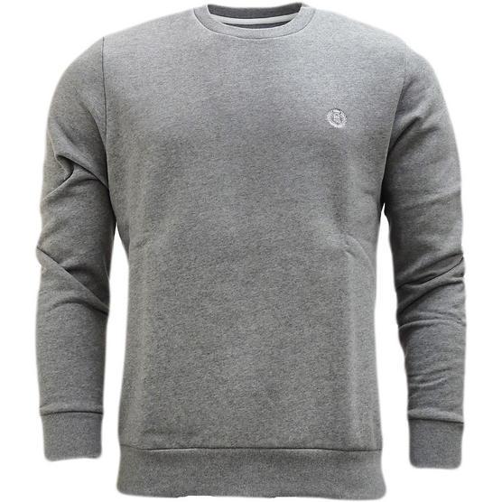 Henri Lloyd Plain Sweatshirt - Soft Cotton Jumper Bredgar Thumbnail 4