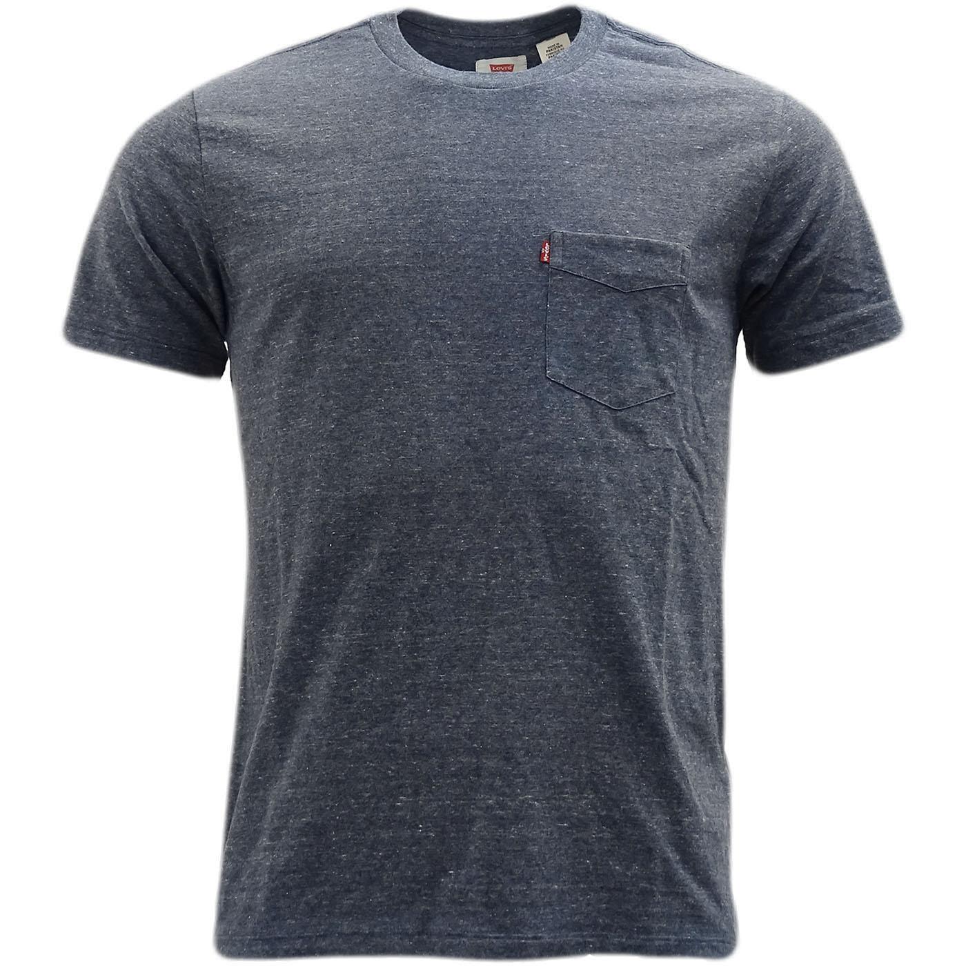 53b034c89cfd Levi Strauss Plain Sunset Pocket Tee   Levi S T-Shirt - 29813