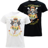 Ed Hardy Skull T-Shirt Piston Head