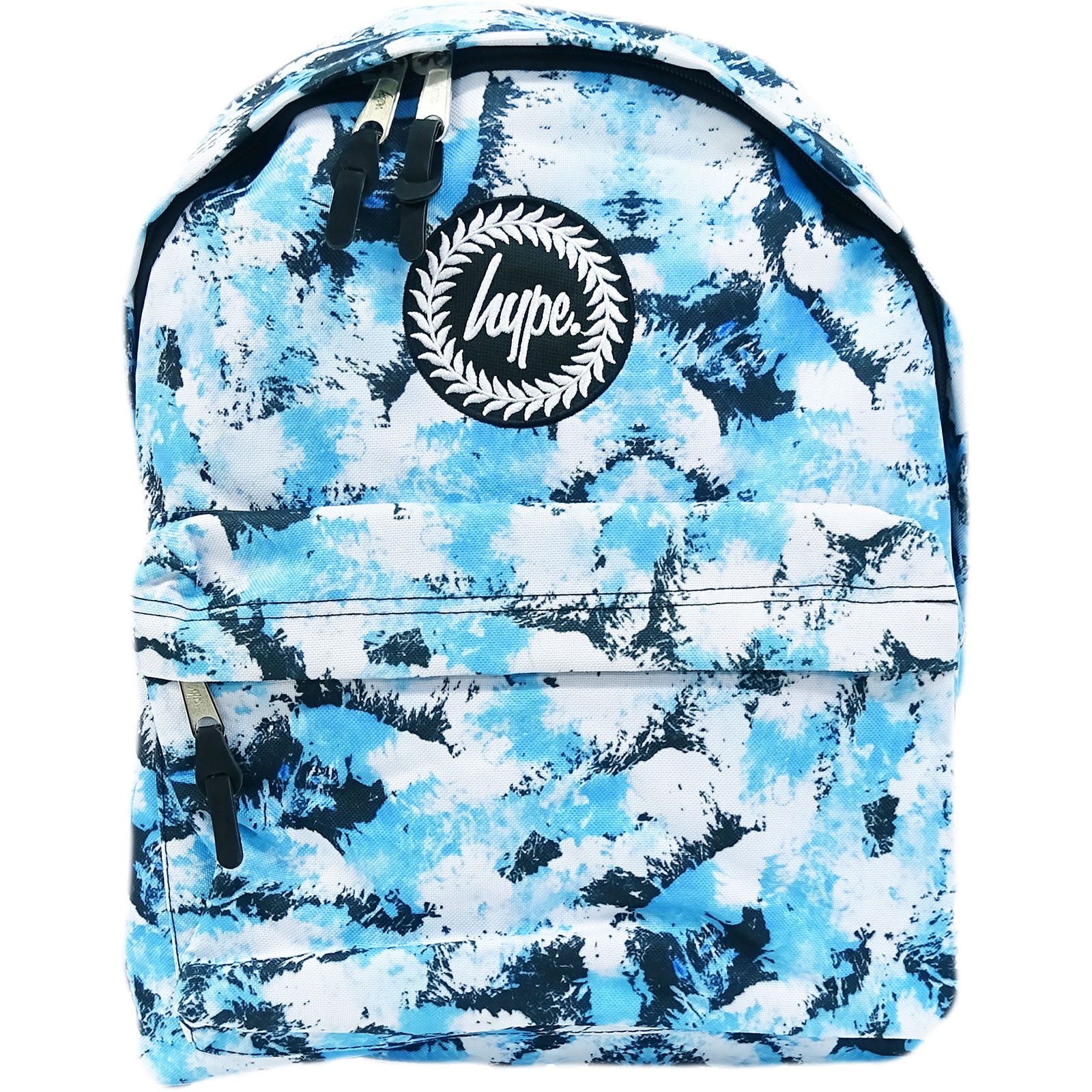 Hype Backpack / Rucksack Bag Ice Paint