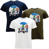 Weekend Offender Scooter Logo T-Shirt Scooters