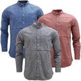 Tokyo Laundry Gingham Check Shirt 9628