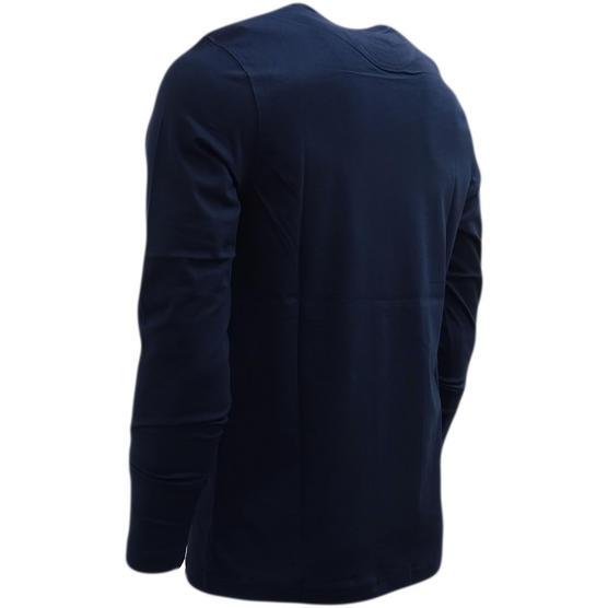 Henri Lloyd Plain Long Sleeve Long Sleeve T-Shirt Radar Long Thumbnail 5