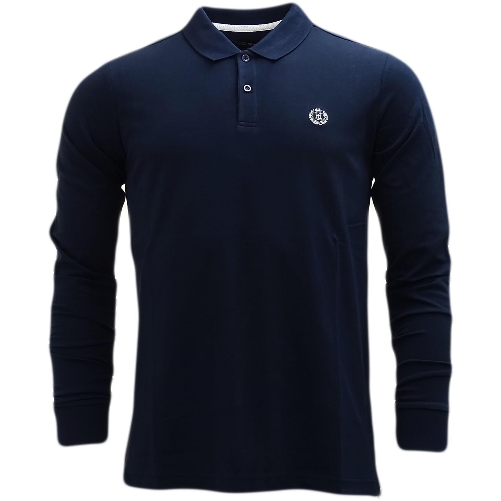 1b56212cf74 Mens Long Sleeve Polo Shirts by Henri Lloyd (Musburry) | eBay