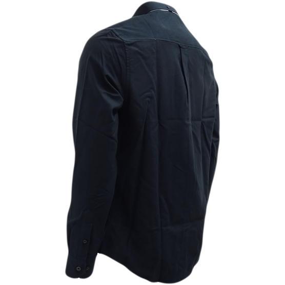 Ben Sherman Plain Oxford With Check Under Cuffs Shirt 48578 Thumbnail 7