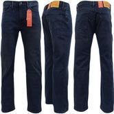 Levi Strauss Darkbuster Dark Blue 514 Straight Leg Jean 09-21 -