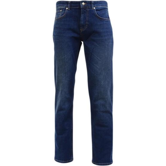 Henri Lloyd Stonewash Regular Fit - Zip Fly Denim Straight Leg Jean Manston - Vdw - Thumbnail 2